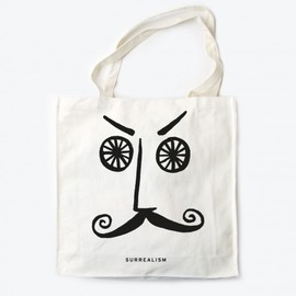 six pack - SURREALISM TOTE BAG