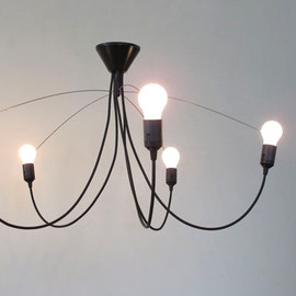 MVOS - HEAVY GUY CHANDELIER (Black)
