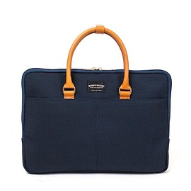 WONDER BAGGAGE - GOODMANS SMALL BRIEF CASE