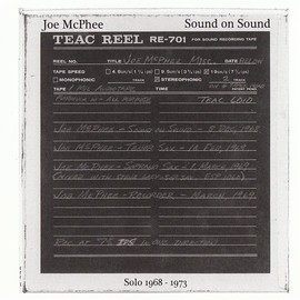 Joe McPhee - Sound on Sound