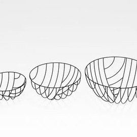 Nendo - Think black lines – bowl