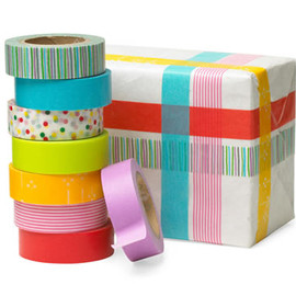 Koji Iyama - Washi Paper Masking Tape,Colorful