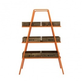 GELCHOP - Stepladder Rack