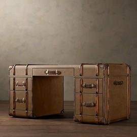 RESTORATION HARDWARE - Richards' Trunk Desk