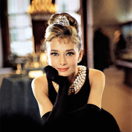 """Breakfast at Tiffany's"" - Little black  dress"