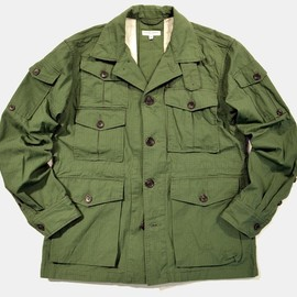 Engineered Garments - Expedition Jacket - Cotton Ripstop / Olive