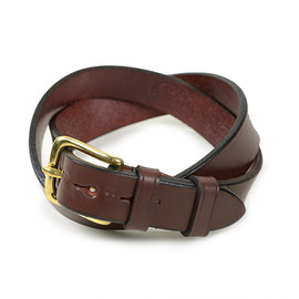 JABEZ CLIFF - Stirrup Leather Belt CB002 1 1/8