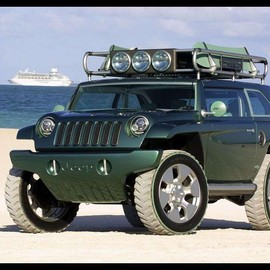 Jeep  - Willys2 Concept, 2002