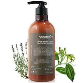 aromatica - Lavender and Vanilla Soothing Body Emulsion by aromatica