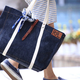 RRL - Rigid Denim Tote