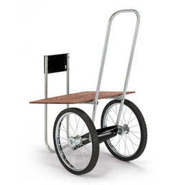 MANUFACTUM - Steel Firewood Cart | New Products