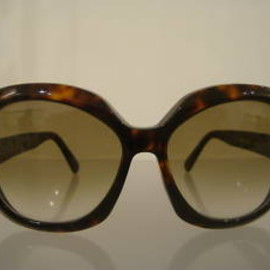 CUTLER AND GROSS - SUNGLASSES  809 DARK TURTLE NEW