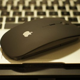 "bootleg - Apple? Magic Mouse ""BLACK"""