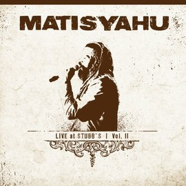 Matisyahu - Vol. 2-Live at Stubbs