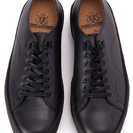 FRED PERRY JAPAN - Fred Perry George Cox Tennis Shoes Leather