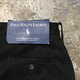 Polo Ralph Lauren - Cotton Chino Pants (Dead Stock)