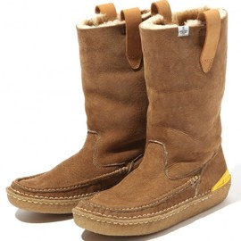 visvim - Gridwood Moc Toe Folk Boots