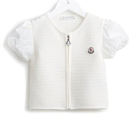 Moncler Kids - ジップアップ トップス