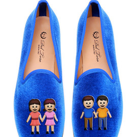 del toro - M'O Exclusive #Gaypride Loafer by Del Toro for Preorder on Moda Operandi
