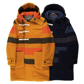 Anachronorm - Blanket Long Duffel Coat
