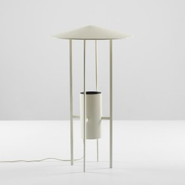 Philip Johnson and Richard Kelly - Floor lamp