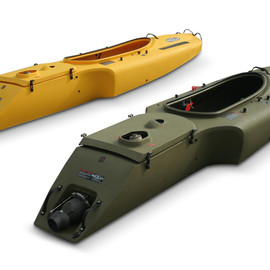 MOKAI - JET PROPELLED KAYAK