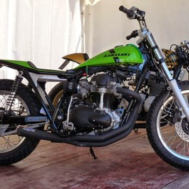 Kawasaki - Custom Bike