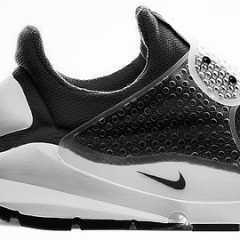 Nike - Sock Dart - Black/White