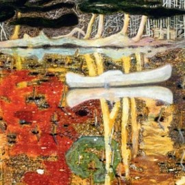 Peter Doig - Swamped, 2014 ポスター