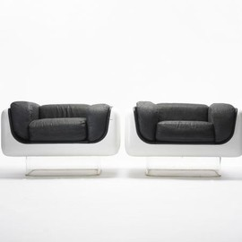 Warren Platner - Sofa (Steelcase)