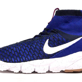 NIKE - AIR FOOTSCAPE MAGISTA FLYKNIT