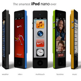 Enrico Penello - iPod Nano Touch