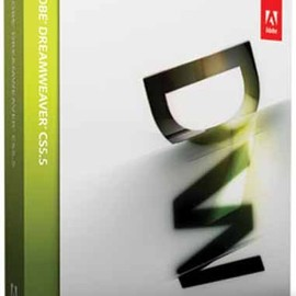 Adobe - Dreamweaver CS5.5 Macintosh版