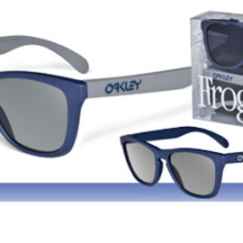 OAKLEY - Matte Denim+Grey×Grey