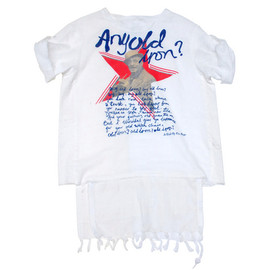 A CHILD OF THE JAGO - MUSLIN TEE - ANY OLD IRON