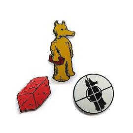 Load Quas × Valley Cruise Press - Quasimoto pin pack