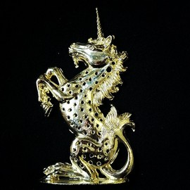 VINTAGE - Unicorn Jewelry Stand