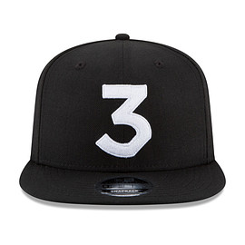 chance the rapper - Chance 3 New Era Cap