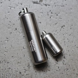 MARATAC - Stainless Steel Peanut Lighter