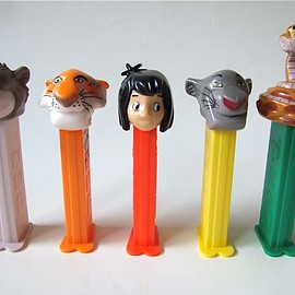 PEZ - The Jungle Book (Completed)