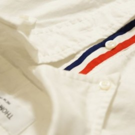 THOM BROWN - WHITE BD SHIRTS