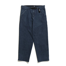 THE NORTH FACE - Denim Climbing Baggy Pants-WD
