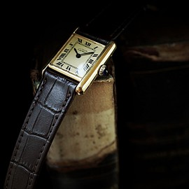 Cartier - must de Cartier TANK 1980'S ANTIQUE WATCH