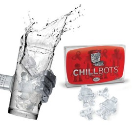 The Art of Beverage - Chillbots Robot Ice Tray