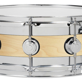 drum workshop - collector's series edge snare