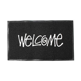 STUSSY - Pvc Welcome Mat