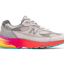 New Balance - new balance 992  multi color sole midsole