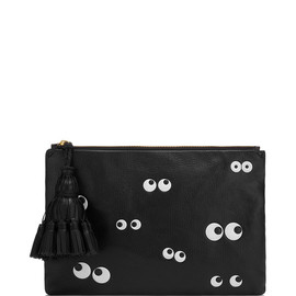 ANYA HINDMARCH - SS2015 Nocturnal Georgiana Clutch