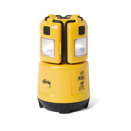Coleman, STUSSY, TOWER RECORDS - TOWER RECORDS × STUSSY × COLEMAN MICRO QUAD LED LANTERN 2012