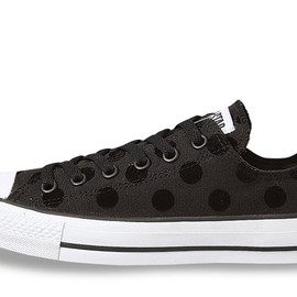 CONVERSE - ALL STAR® FLOCKY DT